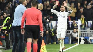 R. Madrid - Deportivo.