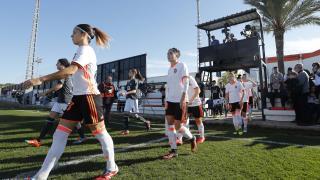 VCF Femenino - Real Sociedad.