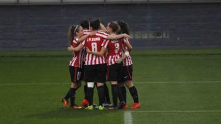 Athletic - Zaragoza CFF. athletic bilbao femenino zaragoza