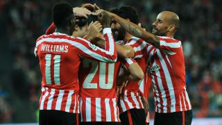 Athletic - Racing. ATHLETIC DE BILBAO-RACING SANTANDER  22-12-2016