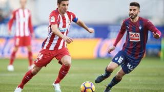Eibar - Atlético.