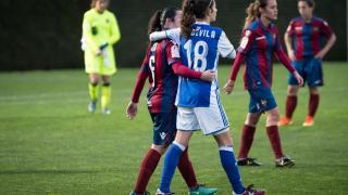 El Fair-Play fue uno de los protagonistas del partido disputado en Zubieta.