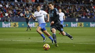 Málaga - R. Sociedad. Malaga-Real Sociedad