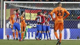 Atlético - Eibar.