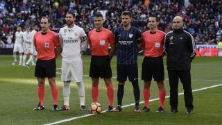 R. Madrid - Málaga.