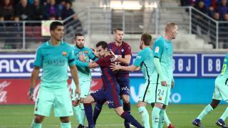 Eibar - FC Barcelona.