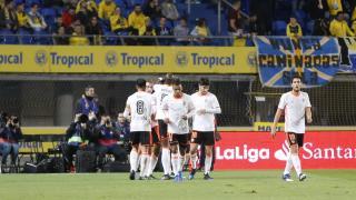 Las Palmas - Valencia.