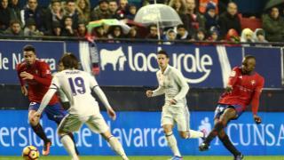 Osasuna - R. Madrid.