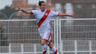 Natalia Pablos firmó un doblete ante el Granadilla.