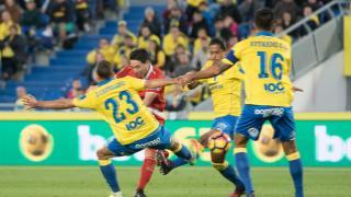 Las Palmas - Sevilla.