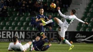 Elche - UCAM Murcia CF.