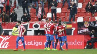 Sporting - Atlético.