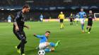 Nápoles - Real Madrid