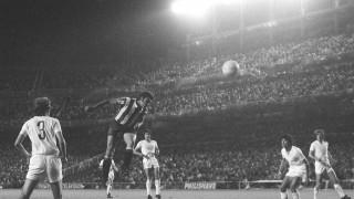 Tras dar sus primeros pasos en el CD Ensidesa, el Real Sporting apostó por el fichaje de Quini en 1968. Foto: EFE/ mkm
