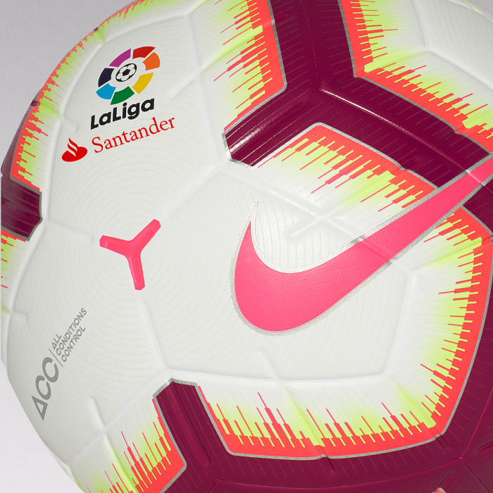 imponer Jarra Atar  Nike unveils the Merlin Ball for the 2018/19 LaLiga Santander season    LaLiga