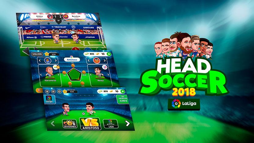 Head Soccer 18/19 ES