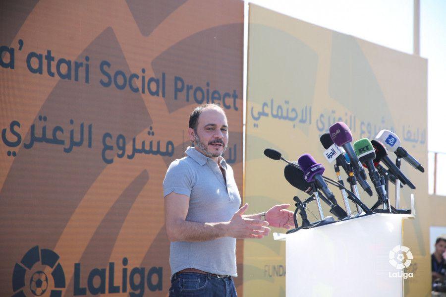 Príncipe Bin Al- Hussein zatari 2019