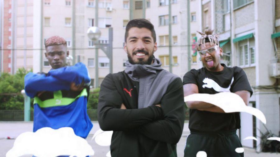 por otra parte, Virgen Oscuro  PUMA y LaLiga presentan el nuevo Balón Oficial de la competición ...