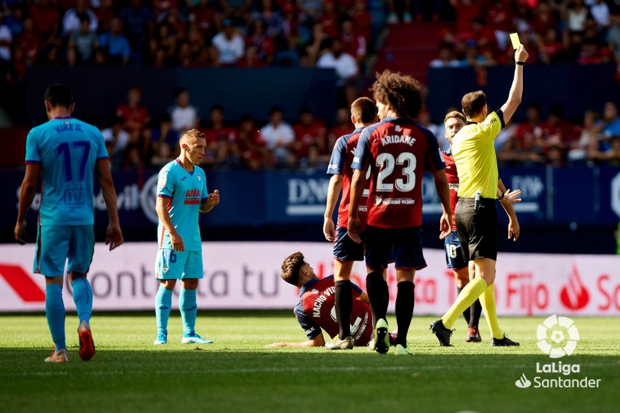 Примера. 2-й тур. Осасуна и Эйбар не забивали, Сельта справилась с Валенсией - изображение 3