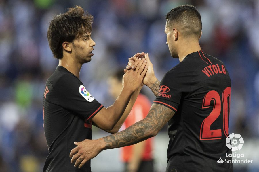Vitolo wins it off the bench for Atletico