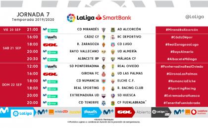Actividadesfamiliaaboutcom Calendario 2020.Sorteo Calendario Liga 2019 20