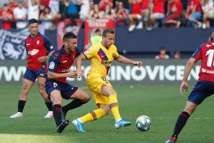 Santander-J3- Osasuna - Barcelona