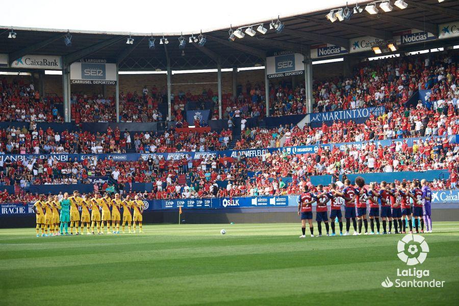 صور مباراة : أوساسونا - برشلونة 2-2 ( 31-08-2019 )  068ad90bcc99f89dc81fc06f716a19ea