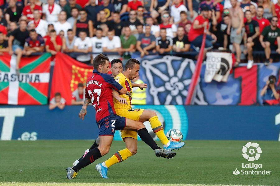 صور مباراة : أوساسونا - برشلونة 2-2 ( 31-08-2019 )  0bda4f4b947cdfe3dcfddefda7668635