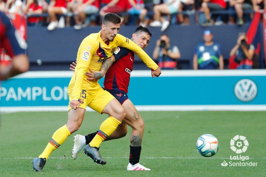 صور مباراة : أوساسونا - برشلونة 2-2 ( 31-08-2019 )  19aa24b83c5386755f101b64620bfa25