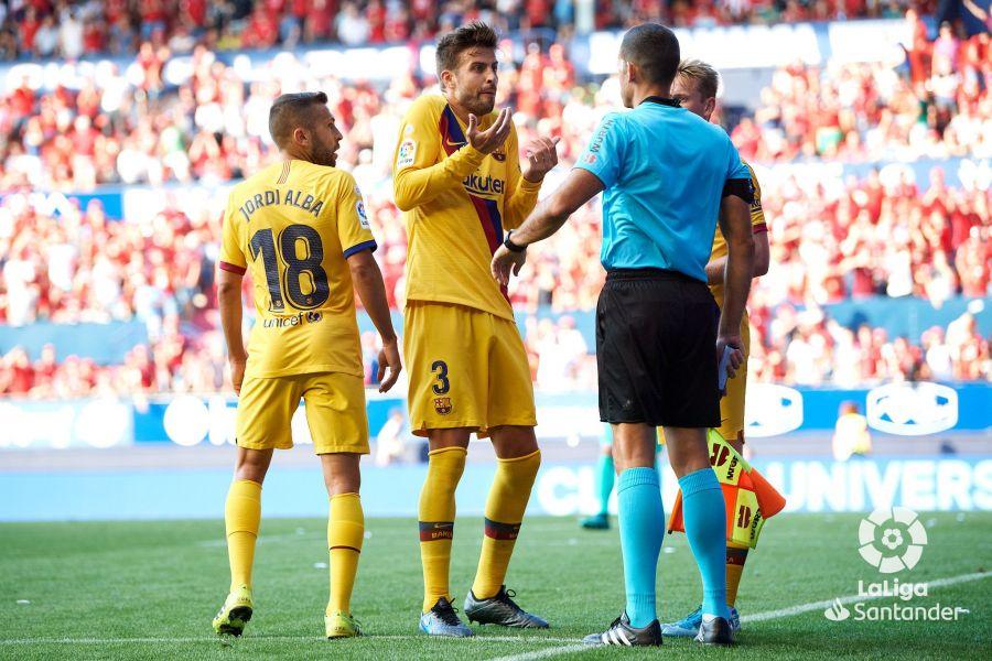 صور مباراة : أوساسونا - برشلونة 2-2 ( 31-08-2019 )  203b110a4cef43fefe5fa4d2604019d0