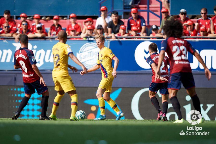 صور مباراة : أوساسونا - برشلونة 2-2 ( 31-08-2019 )  21b7083898e0584c150497189c63a4a4