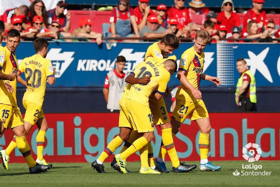 صور مباراة : أوساسونا - برشلونة 2-2 ( 31-08-2019 )  2eba6a3db353541e48759db2bb6facda