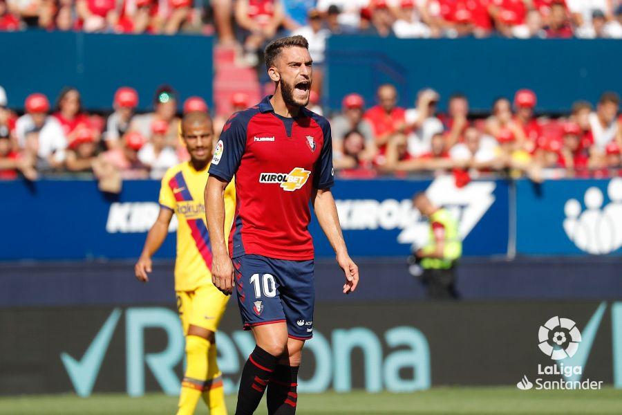 صور مباراة : أوساسونا - برشلونة 2-2 ( 31-08-2019 )  39c3e585de870d40314571e6b3d44703