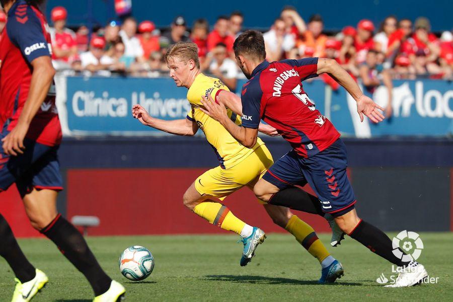 صور مباراة : أوساسونا - برشلونة 2-2 ( 31-08-2019 )  3a6c2aaca37a0b0e7c5f9ee838f4c15e