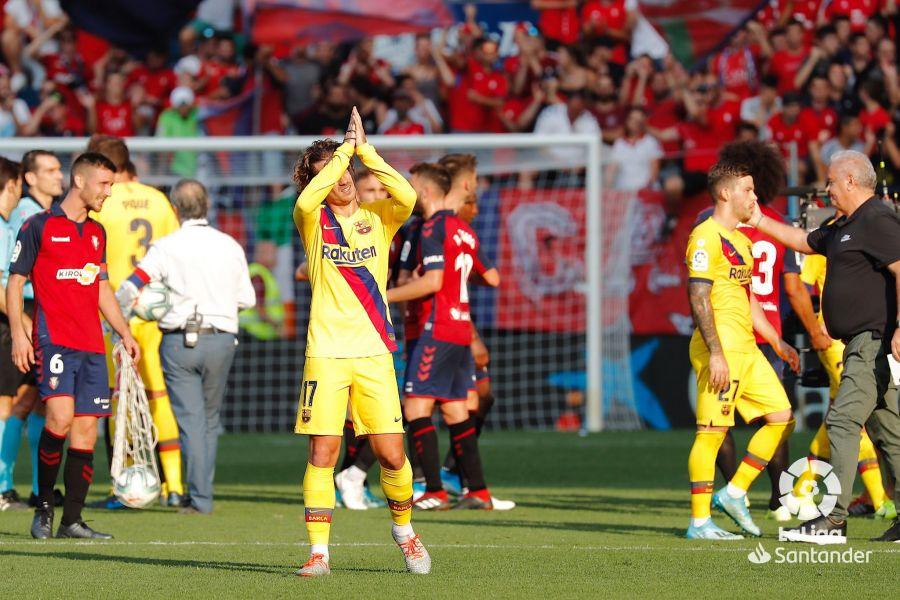صور مباراة : أوساسونا - برشلونة 2-2 ( 31-08-2019 )  3aa21051768f8968e28b7eb4d986697a