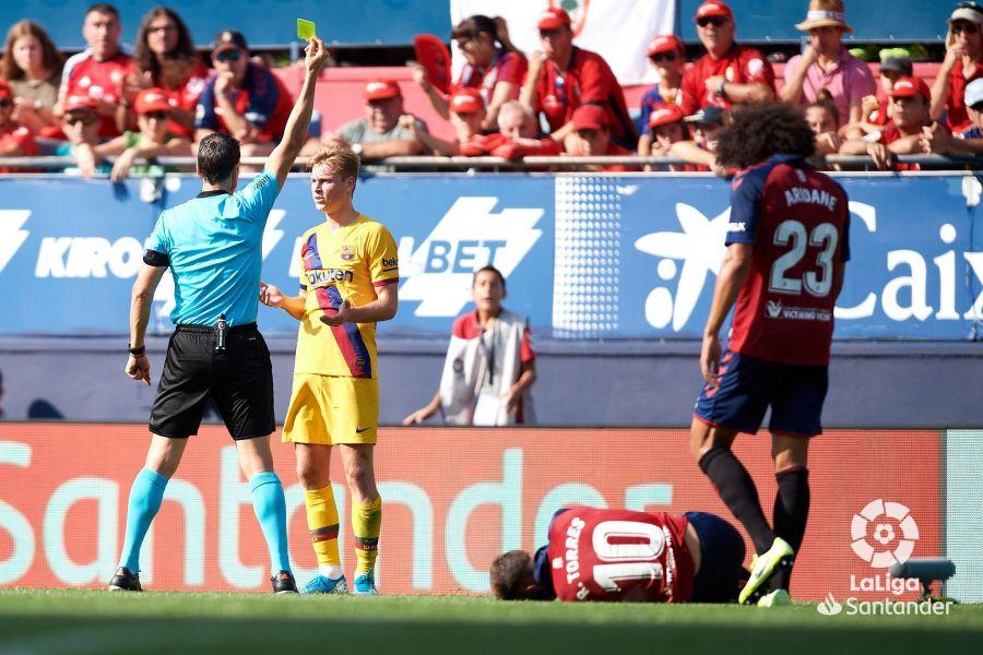 صور مباراة : أوساسونا - برشلونة 2-2 ( 31-08-2019 )  50bb792801eafb6d9752eb81129b3d4e