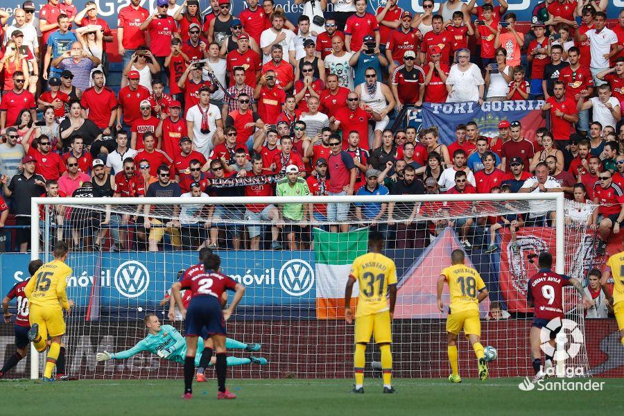 صور مباراة : أوساسونا - برشلونة 2-2 ( 31-08-2019 )  7881f51a56a129ec4c90524402925d34