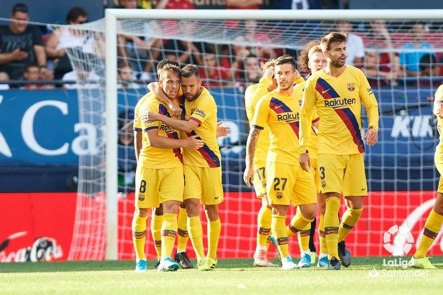 صور مباراة : أوساسونا - برشلونة 2-2 ( 31-08-2019 )  7f56e9dd1e1fe8d340118efe1ee6cb0f