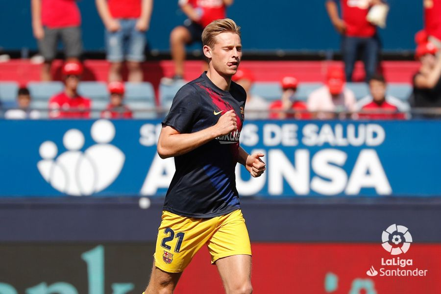 صور مباراة : أوساسونا - برشلونة 2-2 ( 31-08-2019 )  84e9b961f18821675379899d4e4298dd