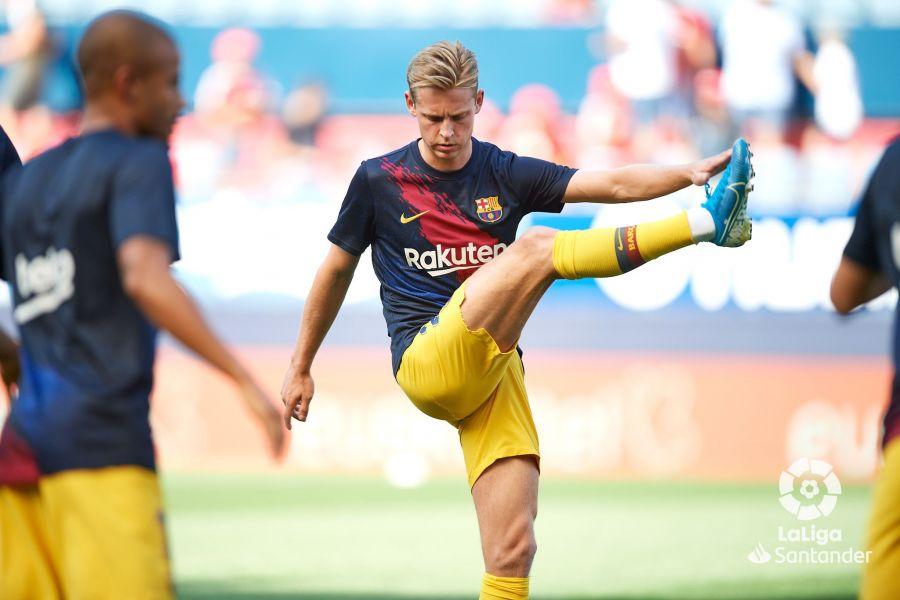 صور مباراة : أوساسونا - برشلونة 2-2 ( 31-08-2019 )  999348ff9ad62fe57a7a5456b4217687