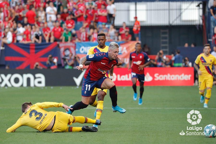صور مباراة : أوساسونا - برشلونة 2-2 ( 31-08-2019 )  Cc74e5951be2931428fa2b3923283211