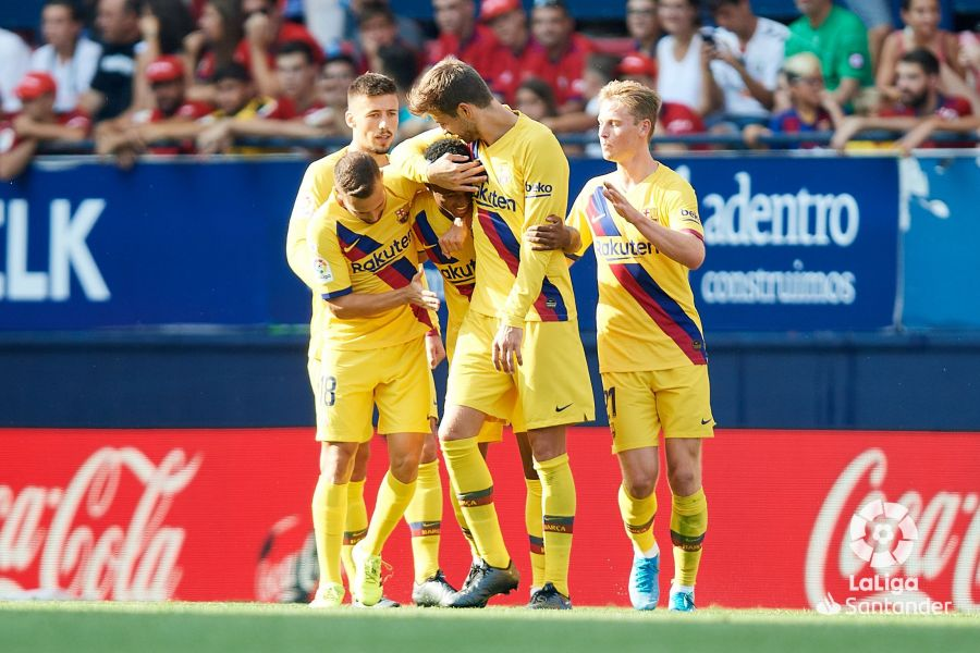 صور مباراة : أوساسونا - برشلونة 2-2 ( 31-08-2019 )  D3ca75420aa0022752f94404fbbd2361