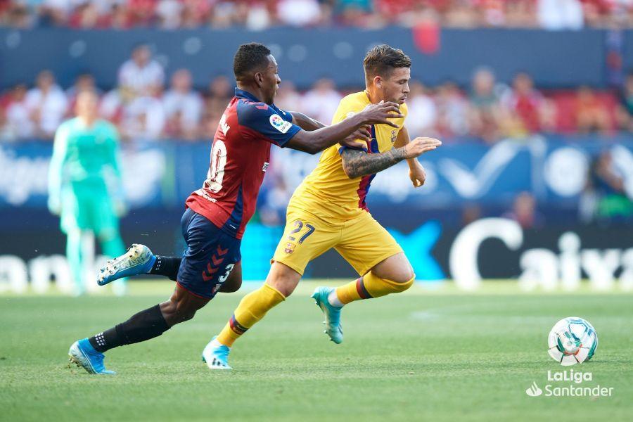 صور مباراة : أوساسونا - برشلونة 2-2 ( 31-08-2019 )  D4883c62c84b4842bcd17e475c1f9846