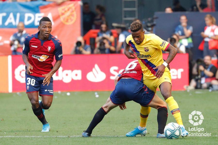 صور مباراة : أوساسونا - برشلونة 2-2 ( 31-08-2019 )  F9eec874e1687896e98f0d87c50c1133