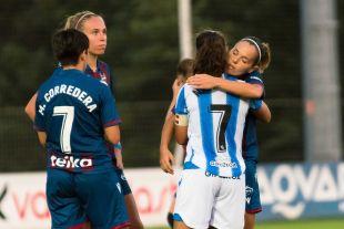 Primera División Femenina - J2 - RSO-LUD