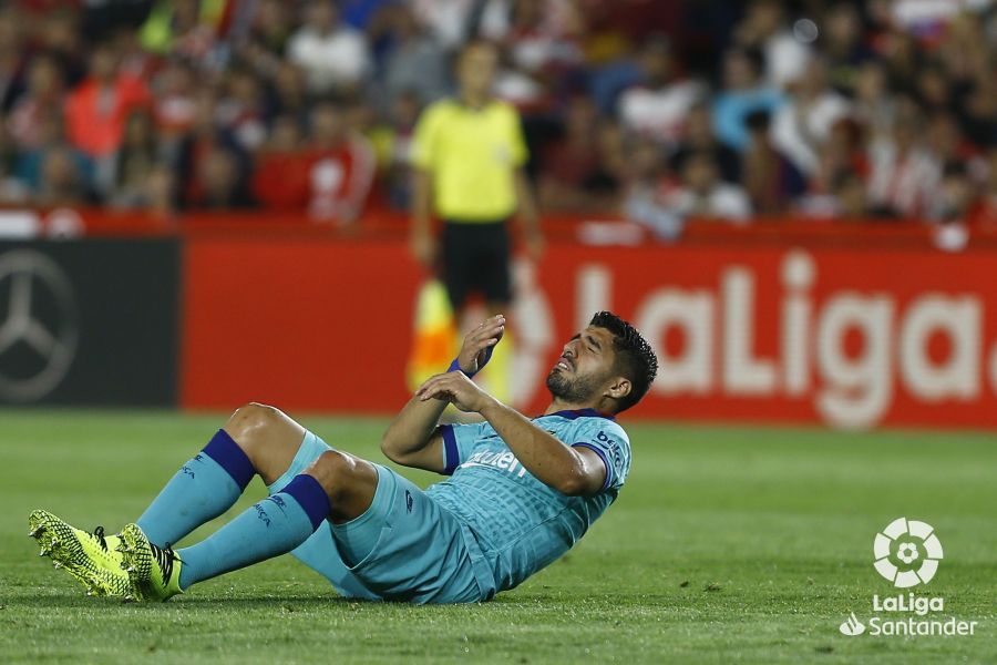 Примера. 5-й тур. Гранада - Барселона 2:0. Полный провал Вальверде - изображение 1