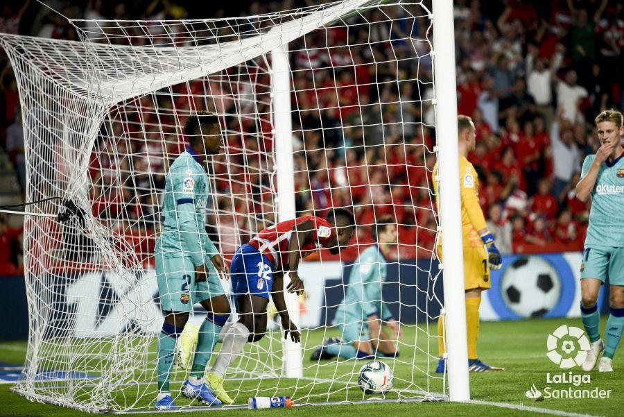 Примера. 5-й тур. Гранада - Барселона 2:0. Полный провал Вальверде - изображение 2