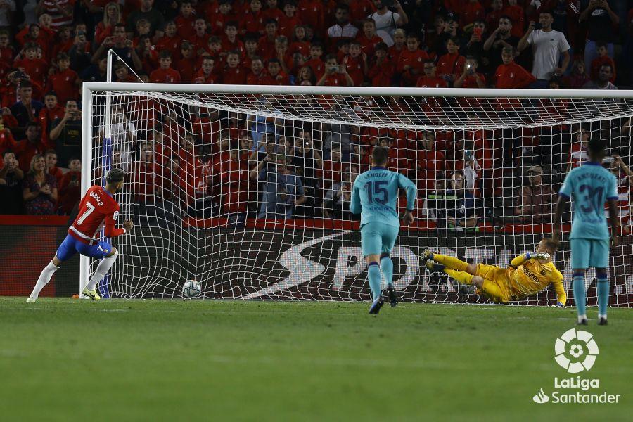 Примера. 5-й тур. Гранада - Барселона 2:0. Полный провал Вальверде - изображение 4