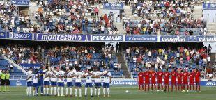 CD Tenerife - CF Fuenlabrada