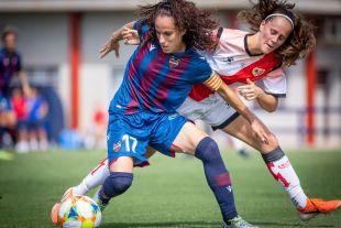 Primera femenina J3 Levante-Rayo